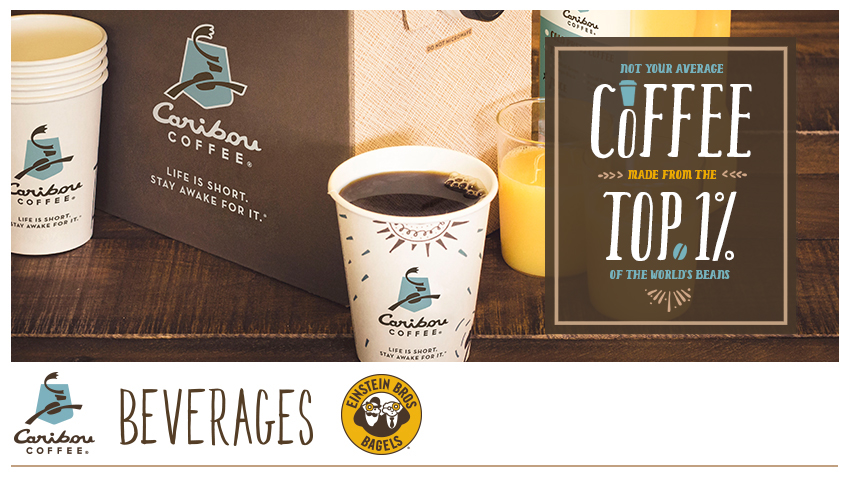 - Caribou Coffee & Beverages - category