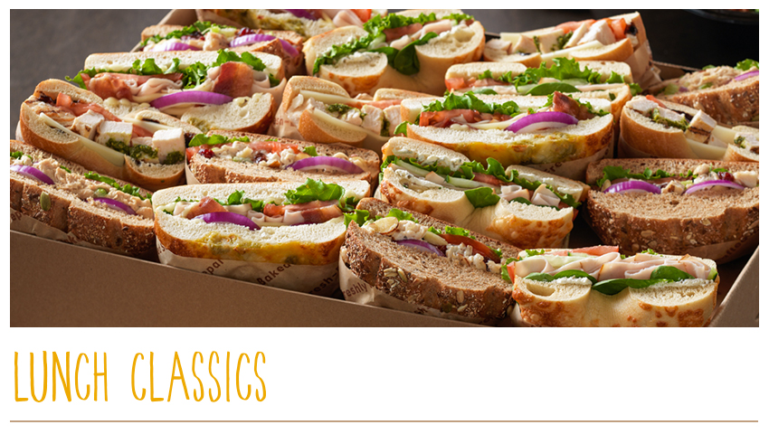 Lunch Classics category