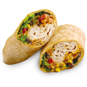 Chipotle Turkey Wrap